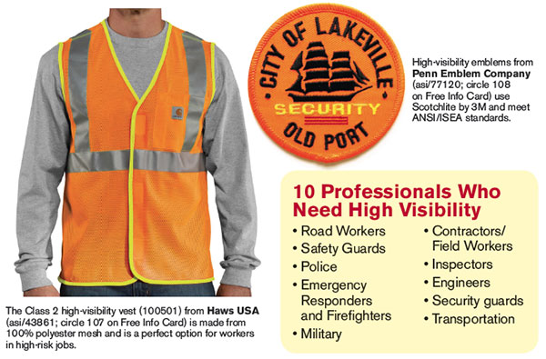 High Visibility, Highly Safe