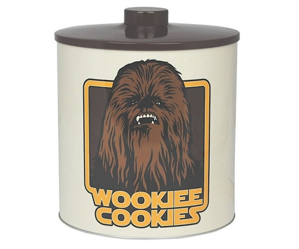 Wookiee Cookie Jar
